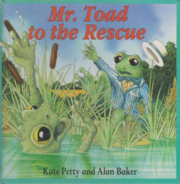 Image for Mr Toad to the Rescue