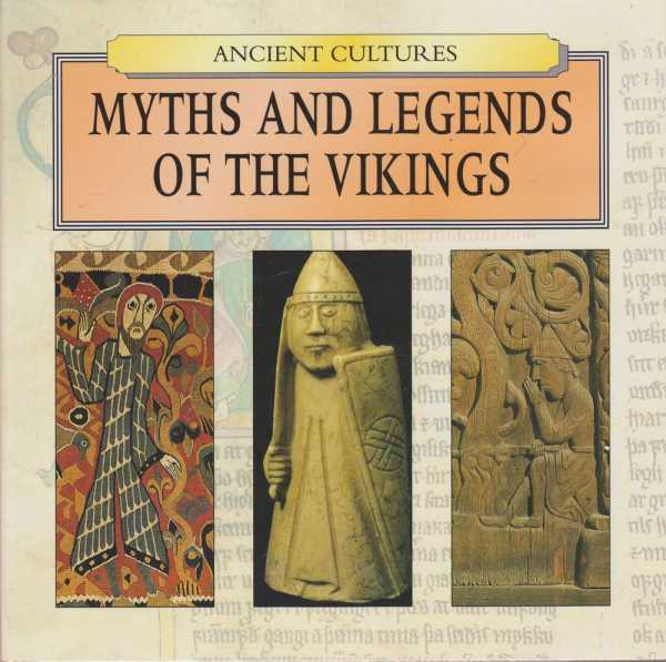 Image for Ancient Cultures: Myths and Legends of the Vikings