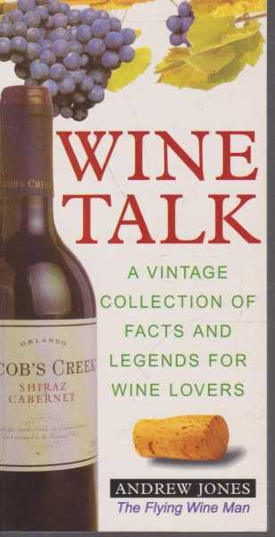 Image for Wine Talk