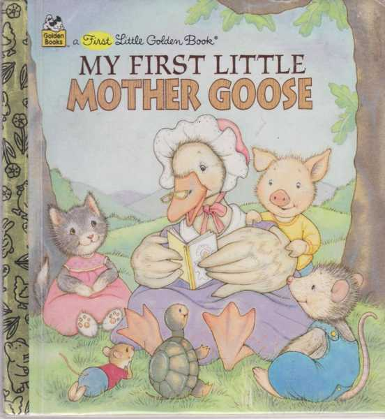 Image for My First Little Mother Goose