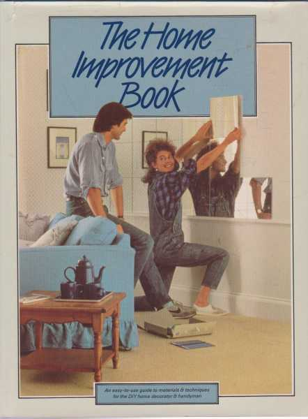 Image for The Home Improvement Book