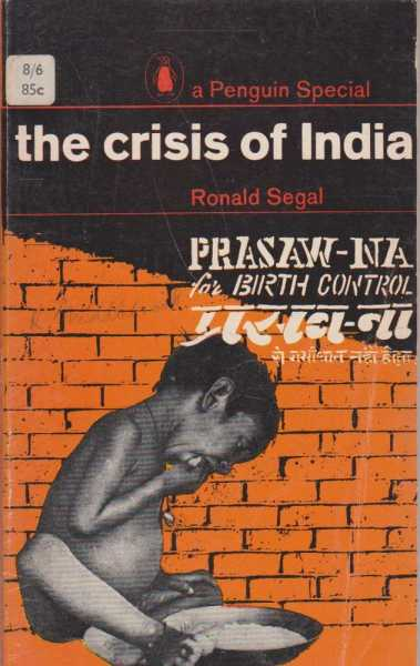 Image for The Crisis of India
