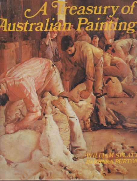 Image for A Treasury of Australian Painting