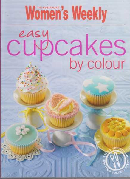 Image for Easy Cupcakes by Colour