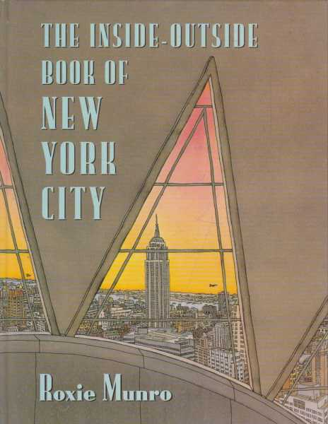 Image for The Inside-Outside Book of New York City