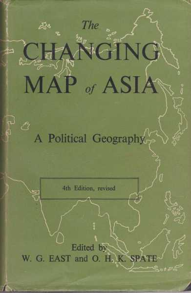 Image for The Changing Map of Asia - A Political Geography
