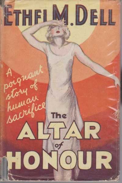 Image for The Altar of Honour - A Poignant Story of Human Sacrifice