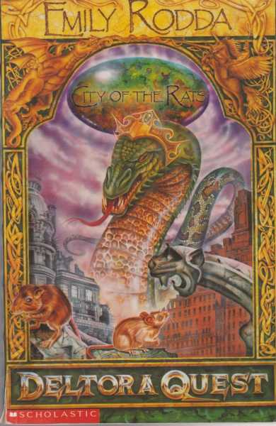 Image for City of the Rats [Deltora Quest 3]