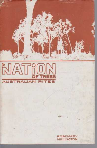 Image for A Nation of Trees - Australian Rites