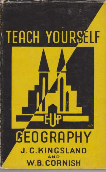 Image for Teach Yourself Geography - A Practical Book of Self-Instruction in Geography