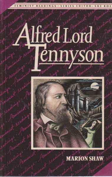 Image for Alfred Lord Tyson [Feminist Readings Series]