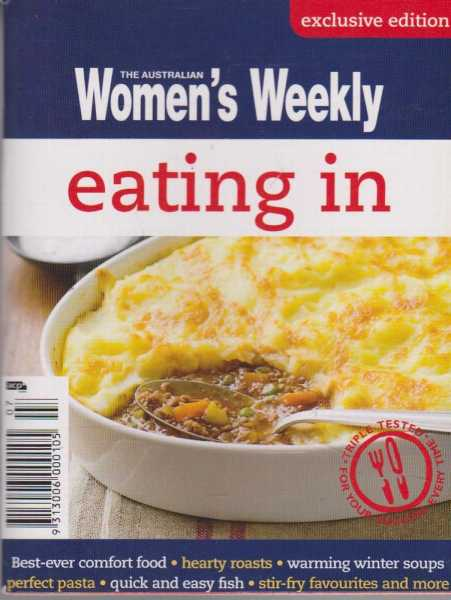 Image for Eating In [Exclusive Edition]