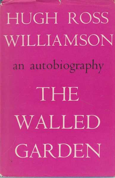 Image for The Walled Garden - An Autobiography