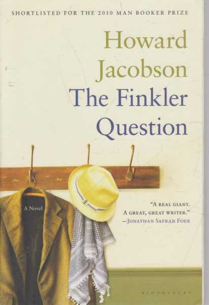 Image for The Finkler Question