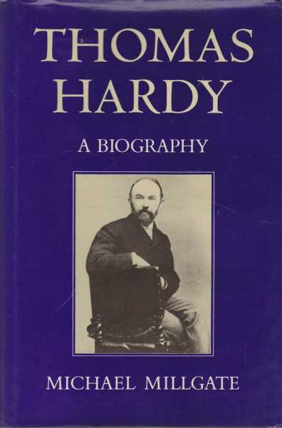 Image for Thomas Hardy - A Biography