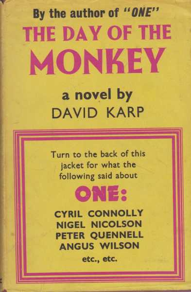 Image for The Day Of The Monkey