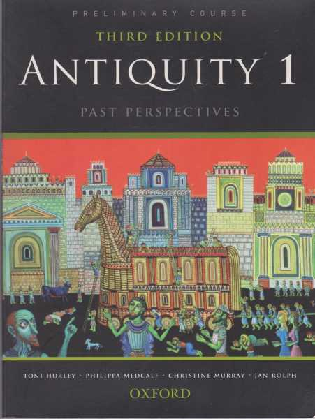 Image for Antiquity 1 - Past Perspectives [Preliminary Course]