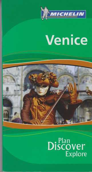 Image for Michelin: Venice [Plan, Discover, Explore]