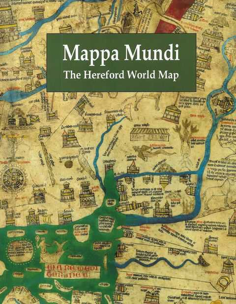 Image for Mappa Mundi - The Hereford World Map - Introduction