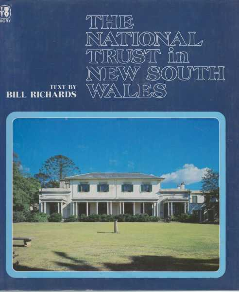 Image for The National Trust in New South Wales