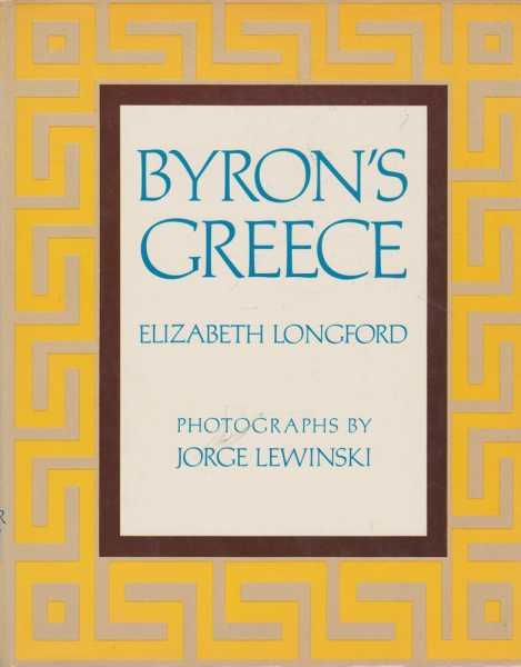Image for Byron's Greece