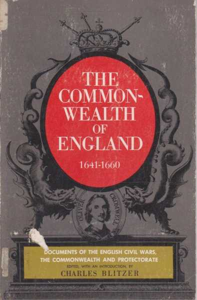 Image for The Commonwealth Of England - 1641-1660