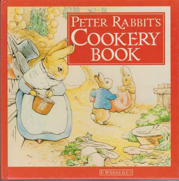 Image for Peter Rabbit's Cookery Book
