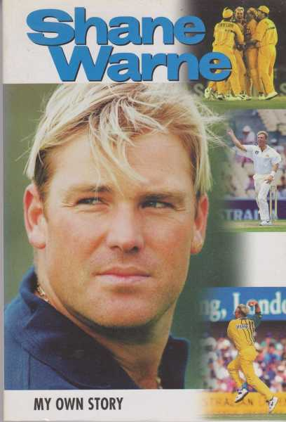 Image for Warne - My Own Story
