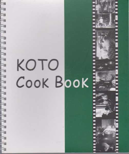 Image for KOTO Cook Book