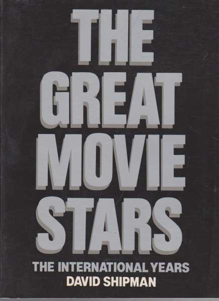Image for The Great Movie Stars - The International Years