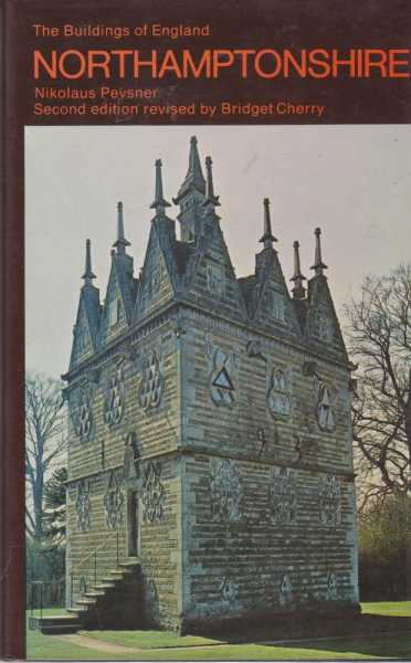 Image for Northamptonshire [The Buildings of England]