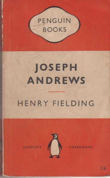 Image for Joseph Andrews [The History of the Adventures of Joseph Andrews & His Friend Mr Abraham Adams]