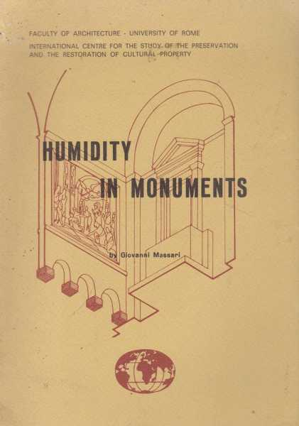 Image for Humidity in Monuments