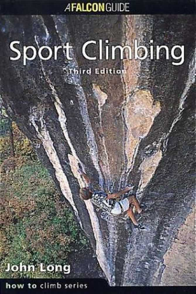 Image for Sport Climbing [How To Rock Climb Series]