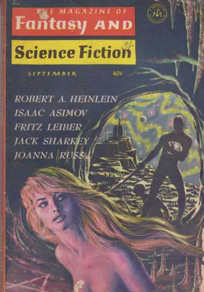 Image for The Magazine of Fantasy and Science Fiction Volume 25, No. 3 Whole No. 148 Sept 1963