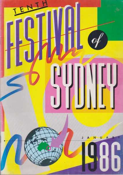 Image for Tenth Festival Of Sydney January 1986