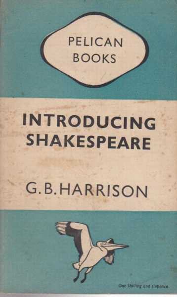 Image for Introducing Shakespeare