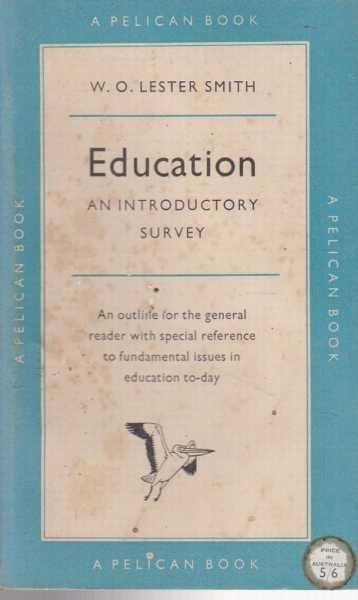 Image for Education: An Introductory Survey