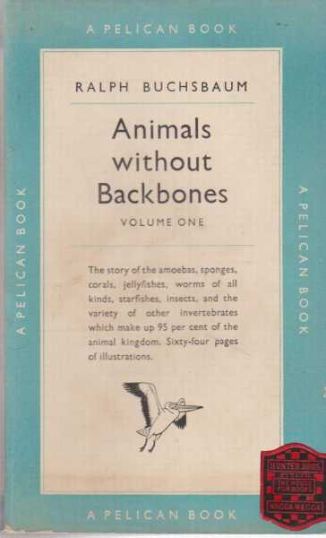 Image for Animals Without Backbones Volume One: An Introduction to Invertebrates
