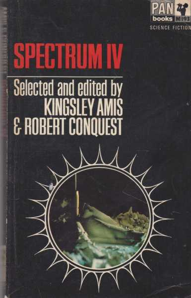 Image for Spectrum IV: A Fourth Science Fiction Anthology