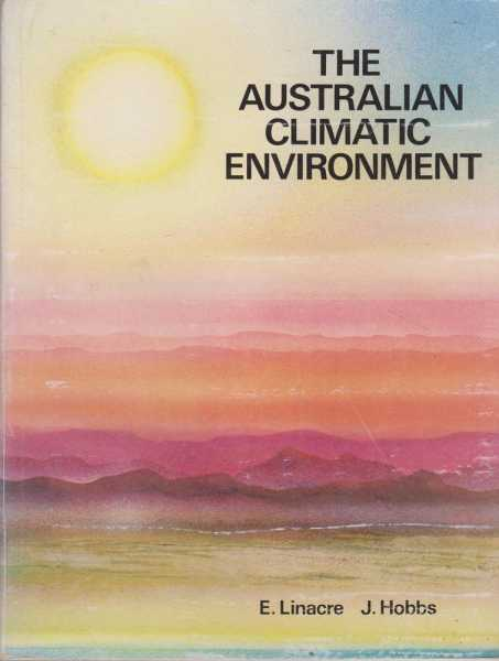 Image for The Australian Climatic Environment