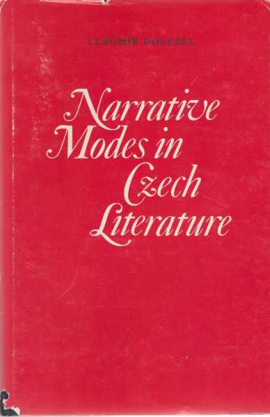 Image for Narrative Modes in Czech Literature