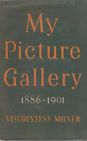 Image for My Picture Gallery 1886-1901