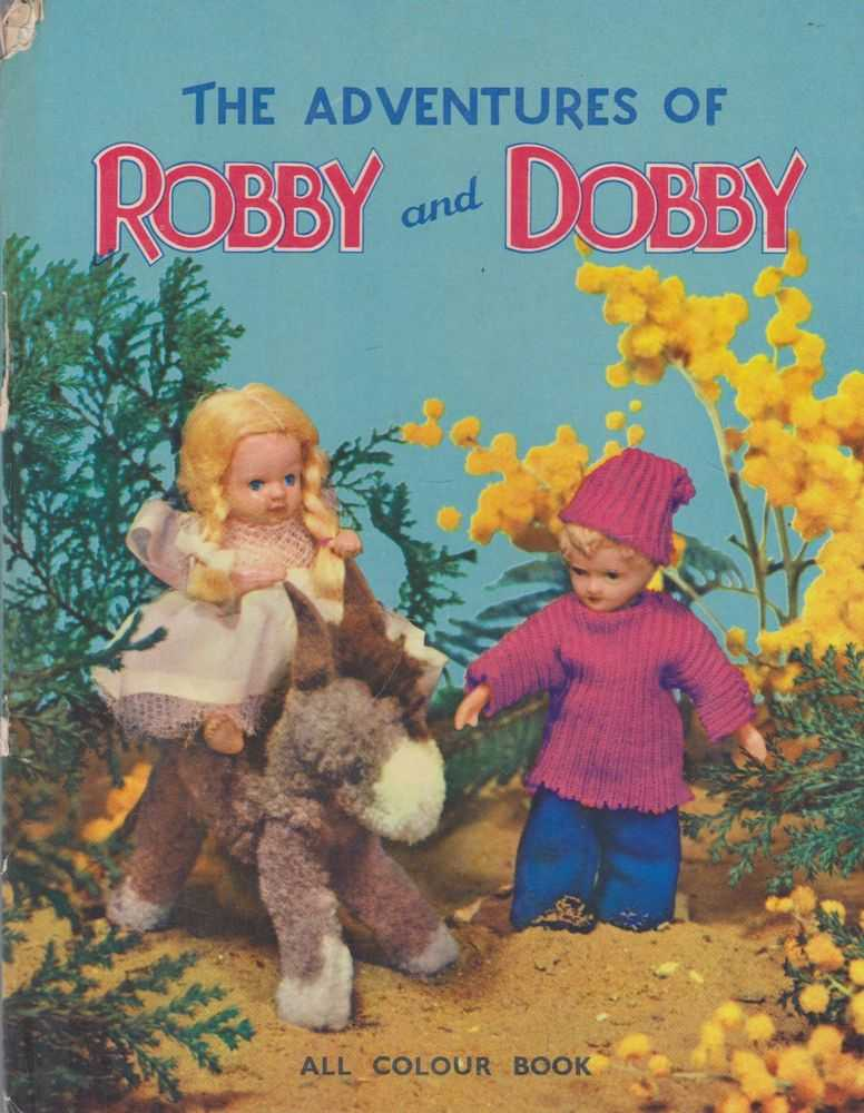Image for The Adventures of Robby and Dobby