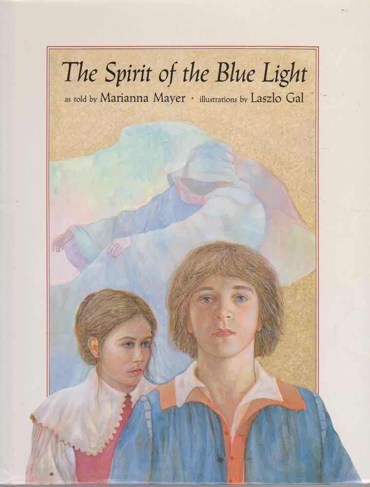 Image for The Spirit of the Blue Light