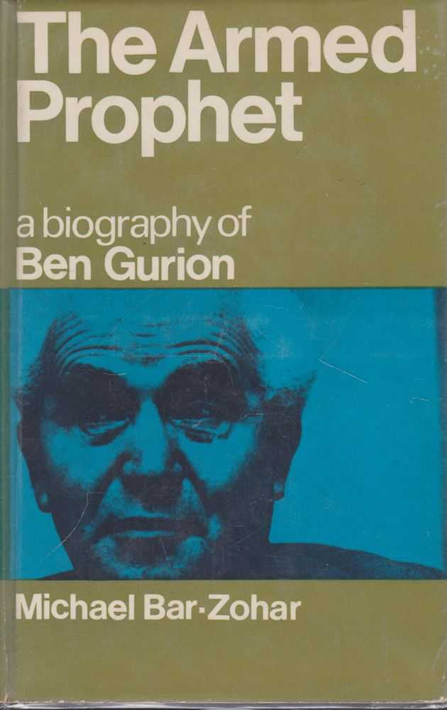 Image for The Armed Prophet - A Biography of Ben Gurion