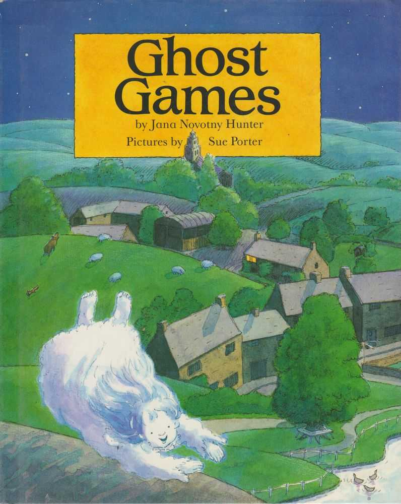 Image for Ghost Games