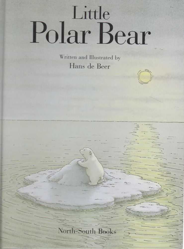 Image for Little Polar Bear