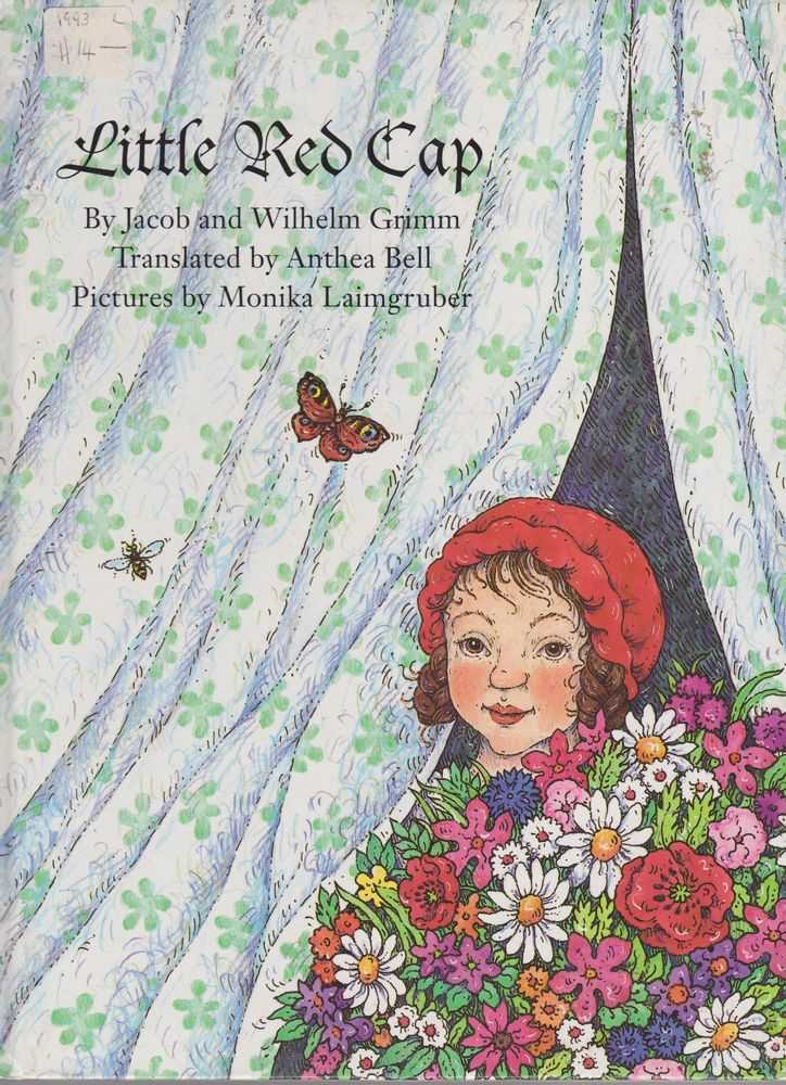 Image for Little Red Cap: A Fairy Tale