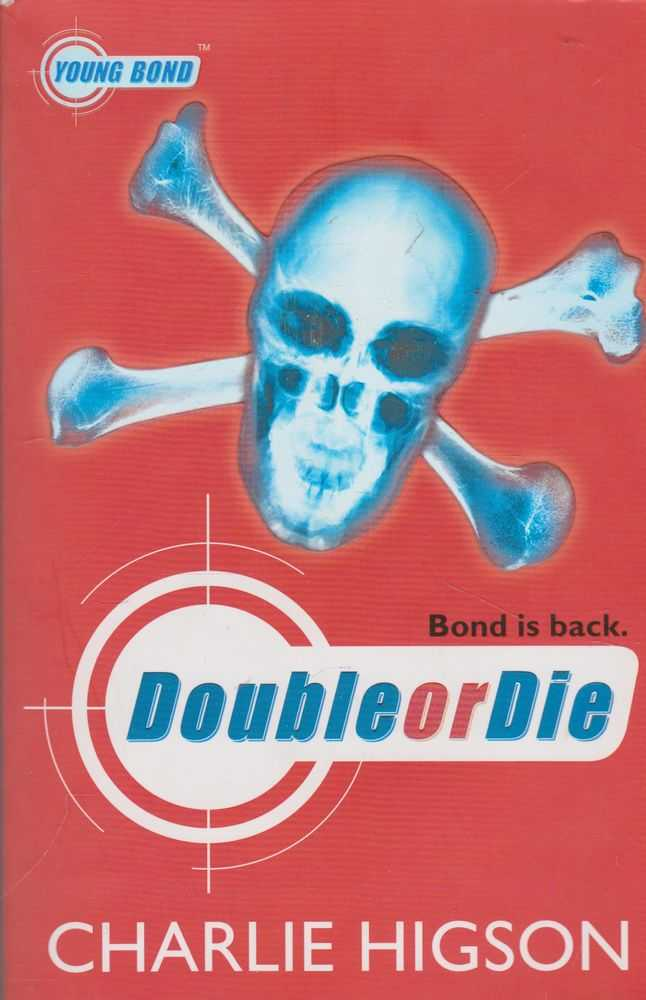 Image for Young Bond: Double or Die